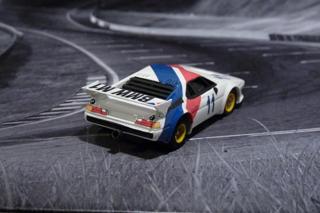 BMW M1 ProCar weiß/rot/blau #11, FunCar