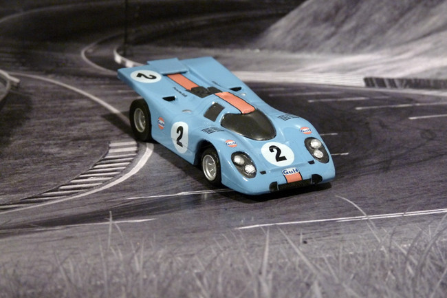 Porsche 917k TEAM GULF JOHN WYER AUTOMOTIVE - IMOLA 500 KM -