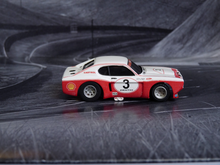 AURORA AFX Ford Capri, Cosworth RS