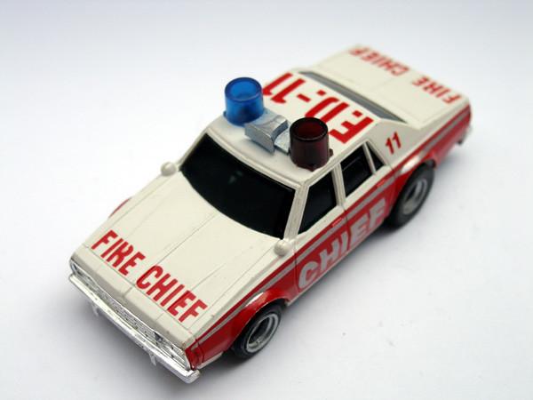 AURORA AFX Chevy Fire Chief