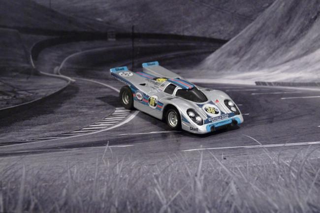 Porsche 917k -Team Maritni Racing #36 Practice - Buenos Aires 1000KM - 1971