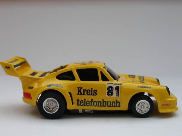 Porsche 934 RSR Kreistelefonbuch #81