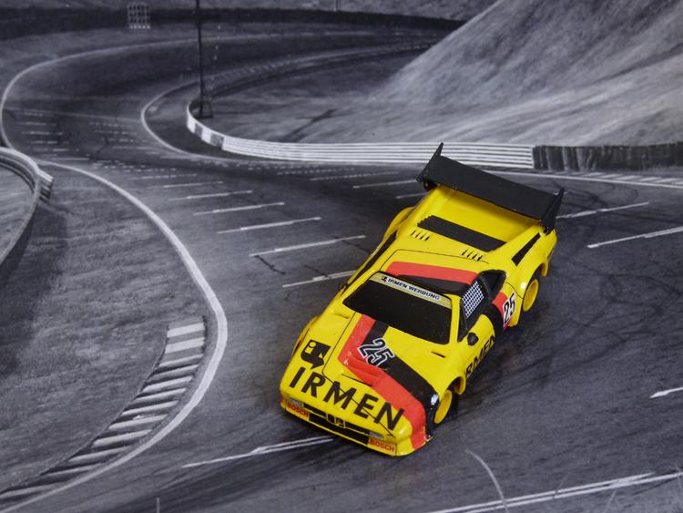 BMW M1  ProCar, IRMEN #25, Team Manfred Winkelhock
