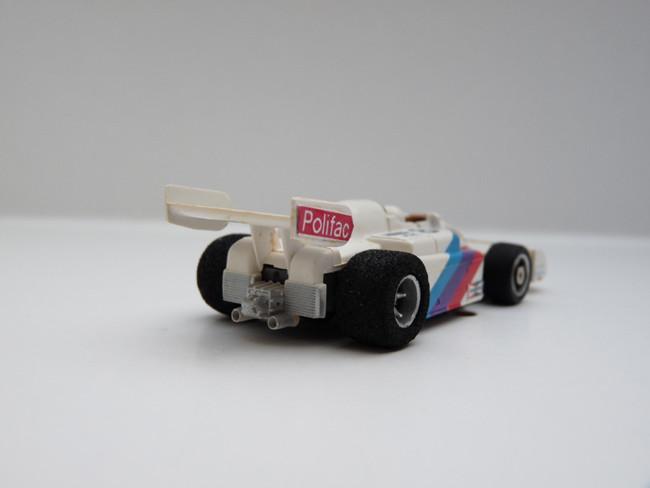 AURORA AFX G-Plus Formula 5000 BMW POLIFAC #5636