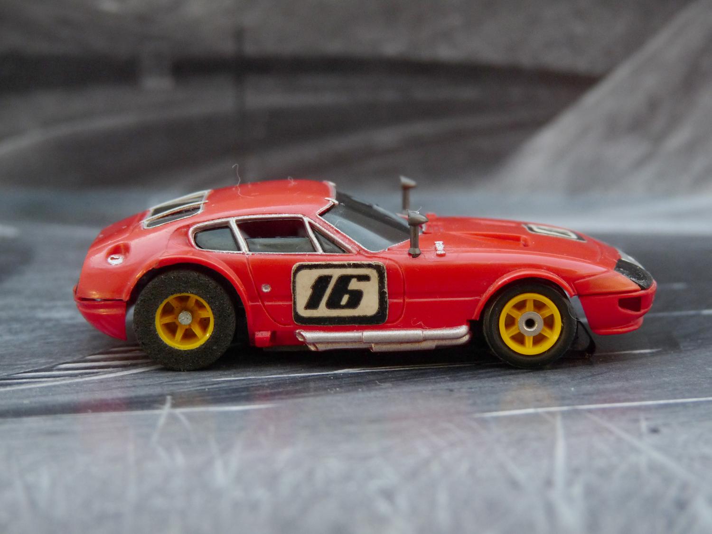AURORA AFX Ferrari Daytona