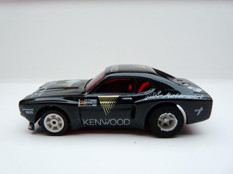 AURORA AFX G-Plus Ford Capri RS 2600 KENWOOD #151