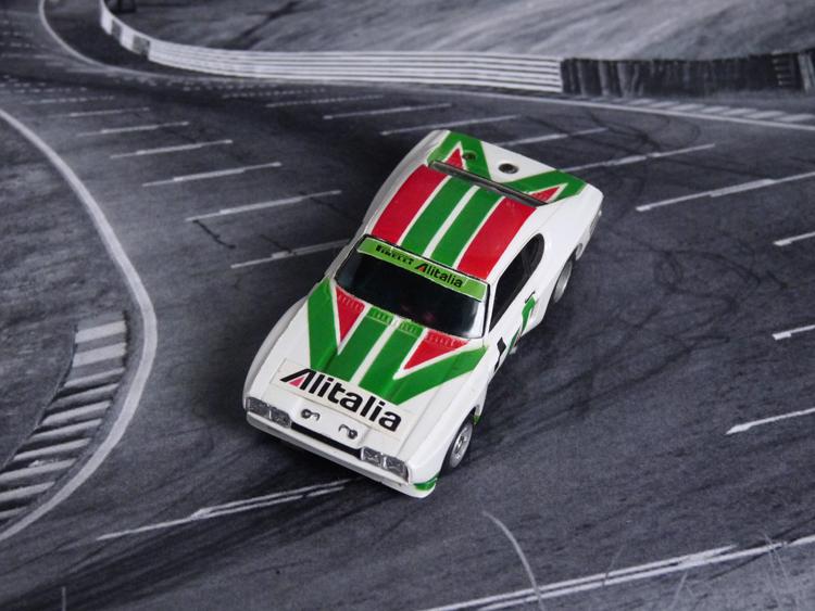 AURORA AFX Ford Capri ALITALIA #1