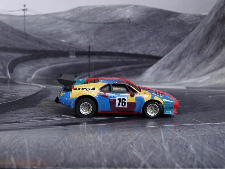 BMW M1ProCar Andy Warhol#76