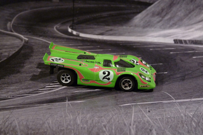 Porsche 917k FunCar Hippie grün #3