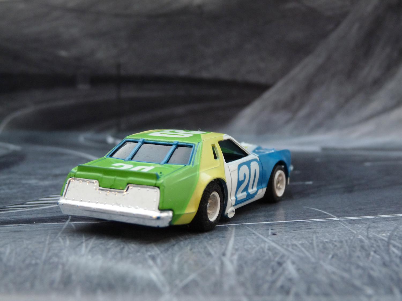 AURORA AFX Thunderbird Stock Car