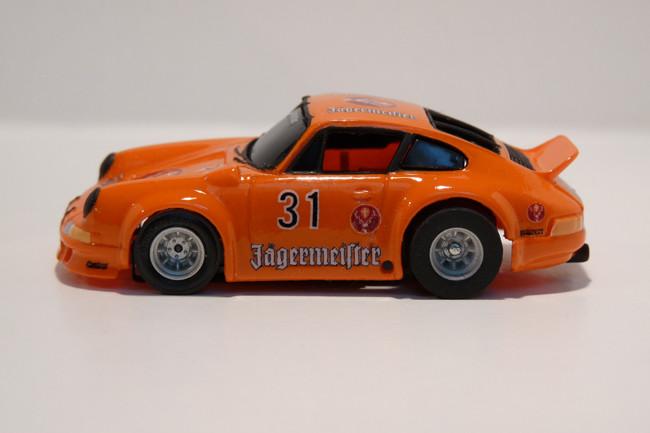 Porsche 911 Carrera Jägermeister #31