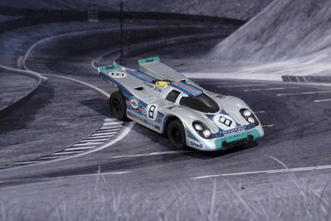 Porsche 917k Martini Racing Team - Brands Hatch 1000 KM - April 1971
