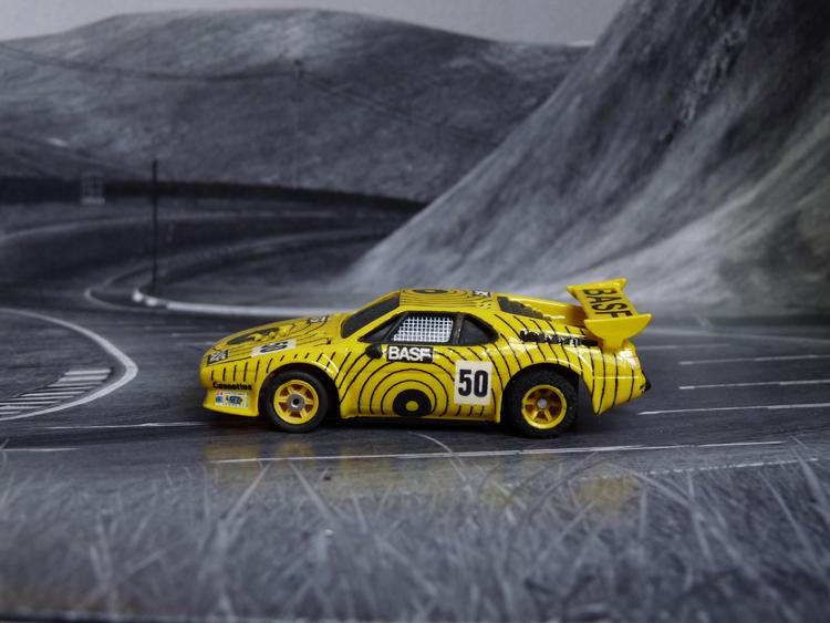 BMW M1 ProCar BASF # 50, FunCar