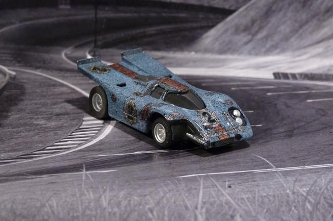 Porsche 917k Team Gulf John Wyer Automotive - Sebring 12 Hours 1971