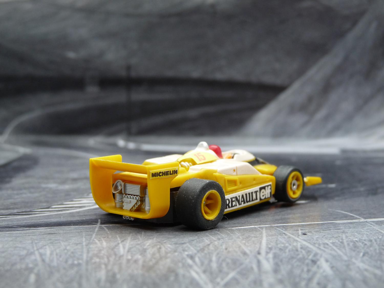 AURORA AFX G-Plus Renault elf Formel 1