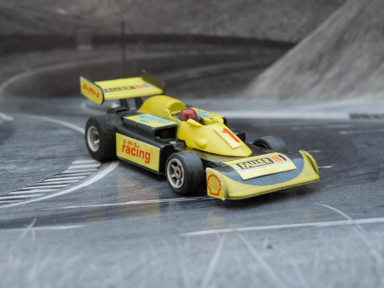 AURORA AFX G-Plus Team Faller AMS Racing #1