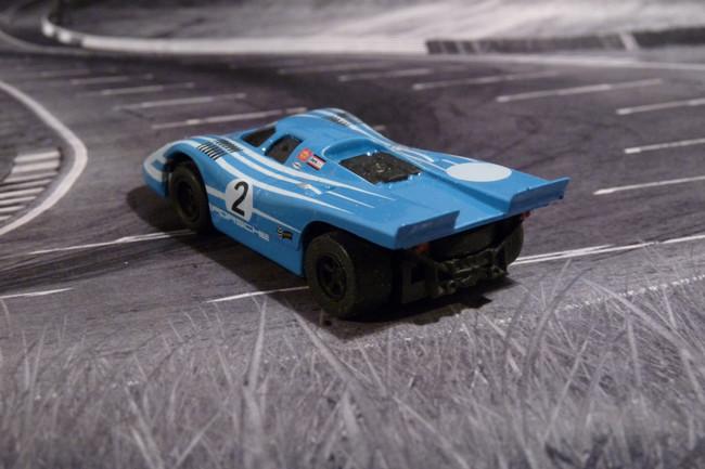 Porsche 917k Team Porsche Salzburg - Targa Florio - 1970