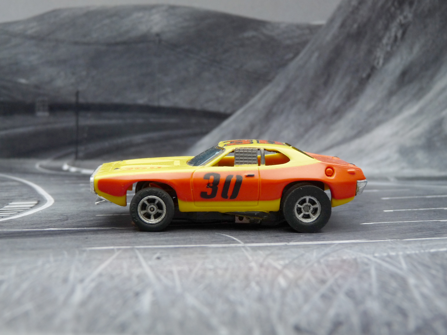Plymouth Road Runner Stock Car