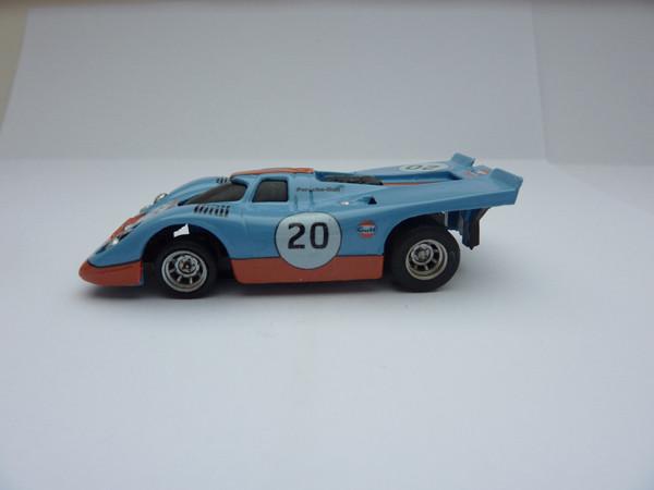 Porsche 917k Gulf #20 Steve McQueen, Le Mans 1970