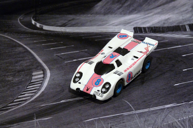 Porsche 917k Sonderedition - Playboy Collection '08