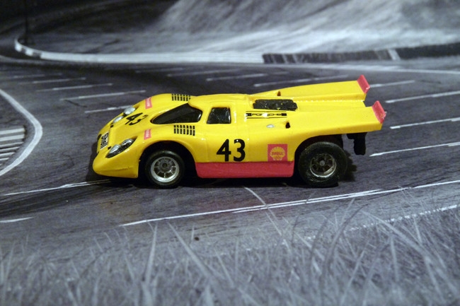 Porsche 917 k Team A.A.W - SPA 1000KM - 1970