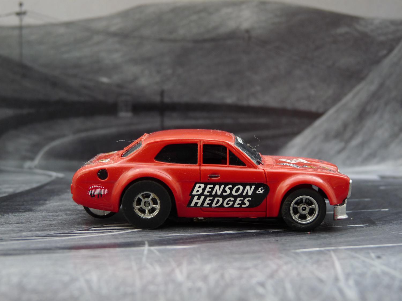 AURORA AFX Ford Escort Benson & Hedges