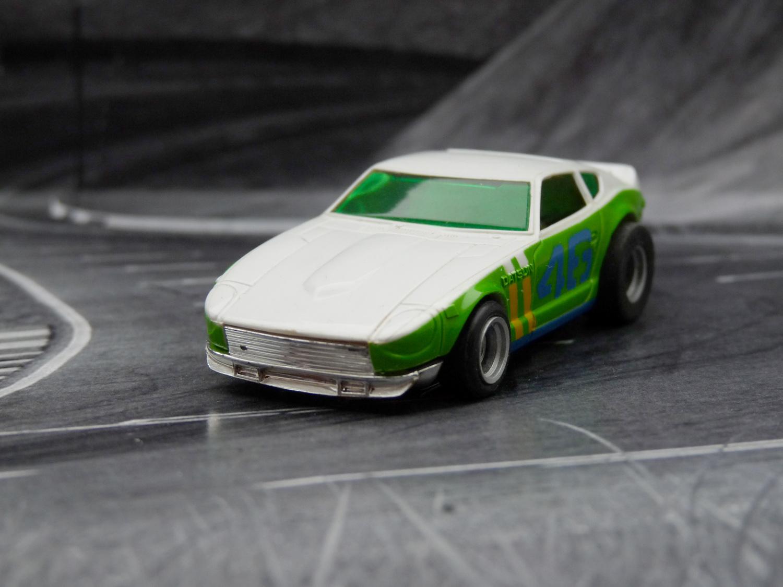 AURORA AFX Bre Datsun 240Z weiß / grün #46