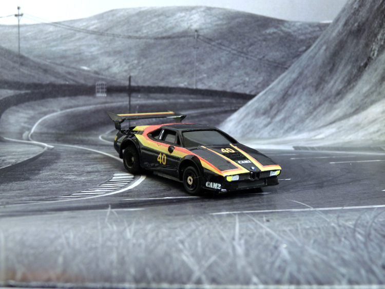 BMW M1 David Deacon Racing, 24h Daytona 1981