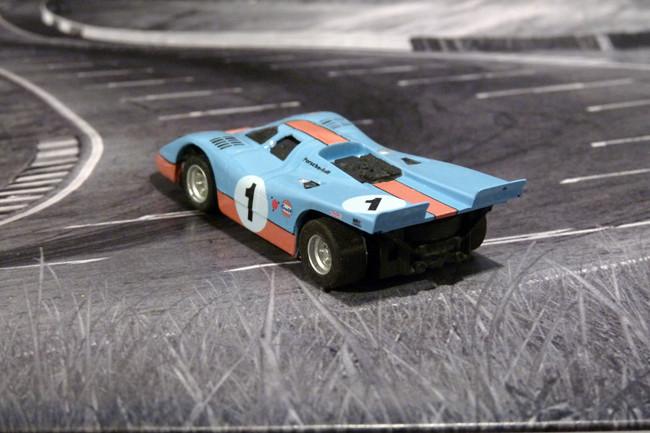 Porsche 917k Gulf Team Wyer - Daytona 1970