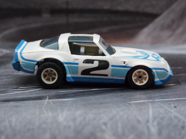 AURORA AFX Firebird weiß/hellblau/blau #2 Variante 2
