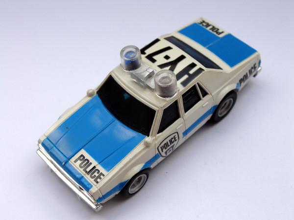 AURORA AFX Chevy Police weiß/blau