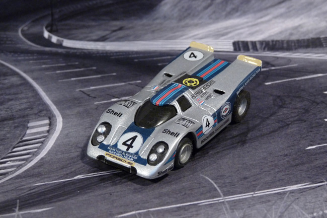 Porsche 917k Martini Racing Team #4, Daytona 24 Hours, 1971