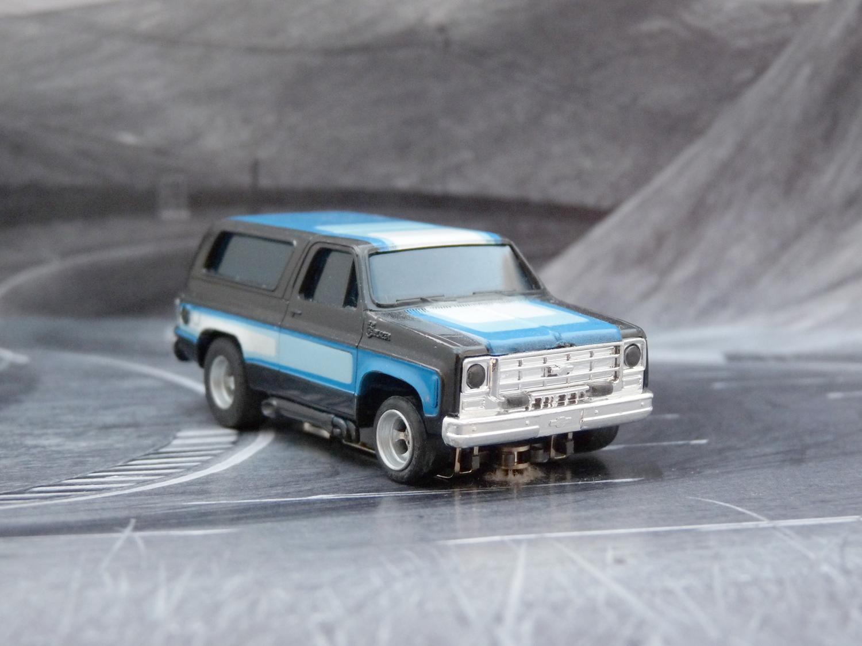 AURORA AFX Chevrolet Blazer
