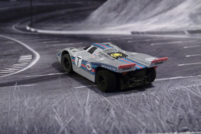 Porsche 917k Martini Racing Team - Training Car - Daytona 24 Hours, 1971