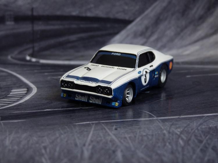 AURORA AFX Ford Capri, Cosworth RS 2600