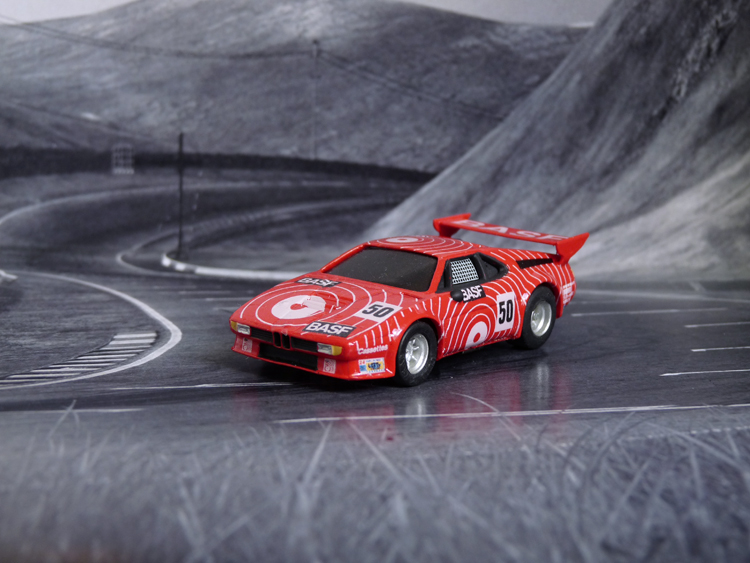 BMW M1 ProCar Team BASF #50