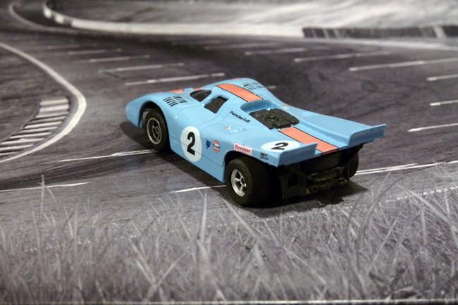 Porsche 917k TEAM GULF JOHN WYER AUTOMOTIVE #2 -Daytona 1970