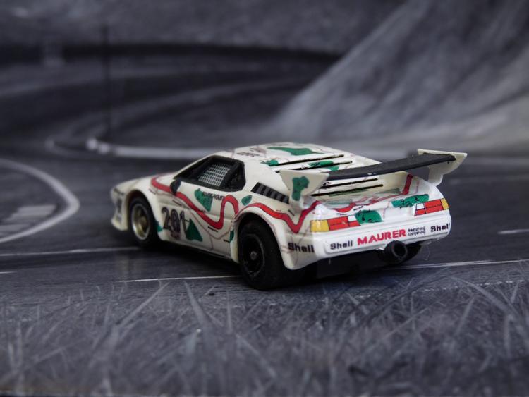 BMW M1 Ja zum Nürburgring #201, Nürburgring 1980
