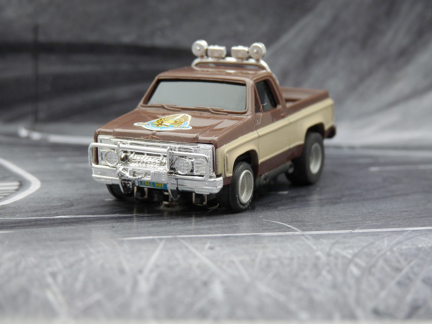 AURORA AFX Fall Guy Pick Up Truck