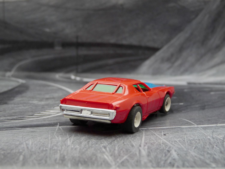 AURORA AFX Dodge Charger Stock Car