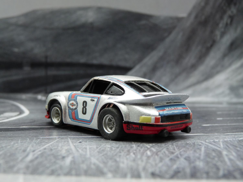 Porsche 911 RSR Carrera Martini #8