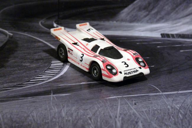 Porsche 917k Team Salzburg - Daytona 1970