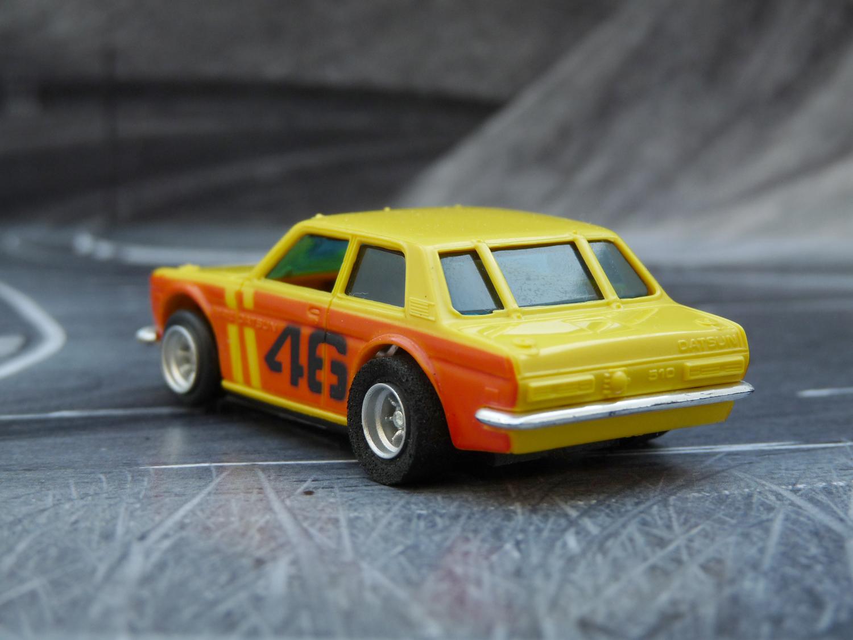 AURORA AFX Bre Datsun 510