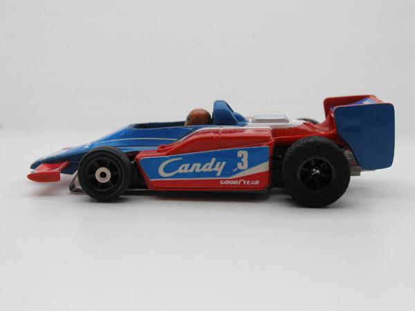 AURORA AFX G-Plus Lotus '79 F1 Candy rot/blau #3