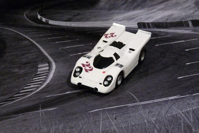 Porsche 917k Team Porsche Konstruktionen - Nürburgring 1970
