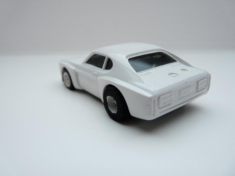 AURORA AFX Ford Capri RS 2600 weiß