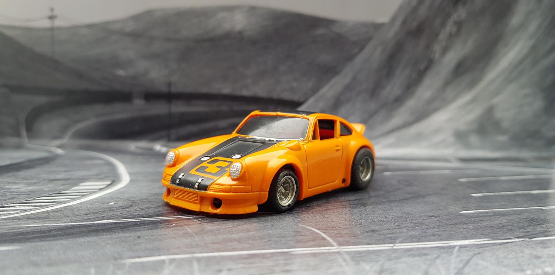 Porsche Carrera orange/schwarz #3