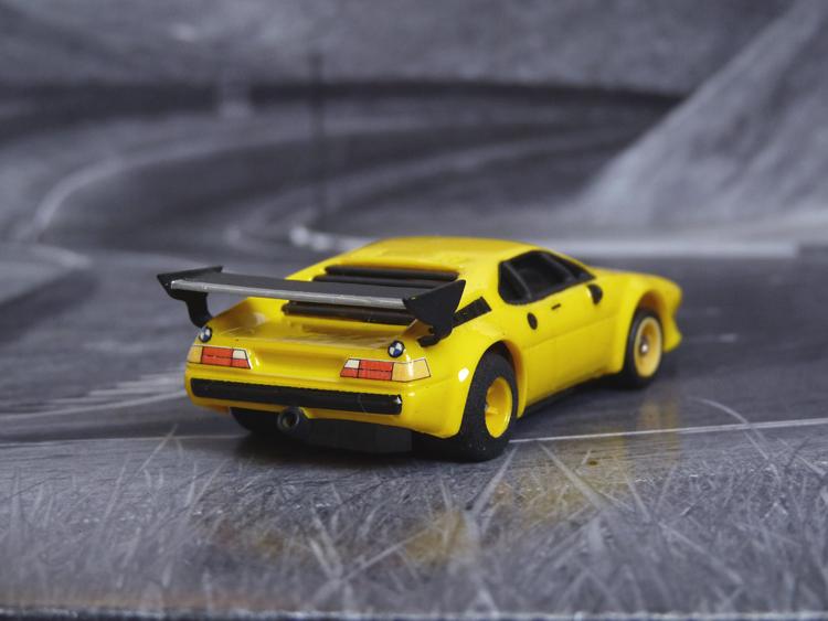 BMW M1 ProCar gelb, FunCar
