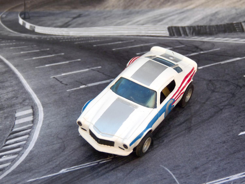 AURORA AFX Trans Am Camaro Z28