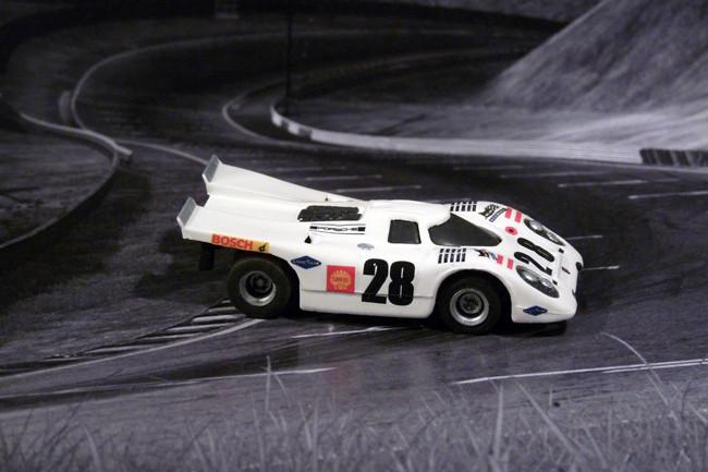 Porsche 917 k Team Porsche Salzburg - SPA 1000KM - 1970